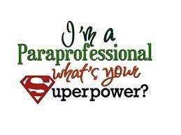 Paraprofessional Week 2019