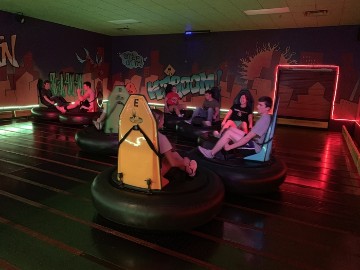 Grand Slam Bumper Cars