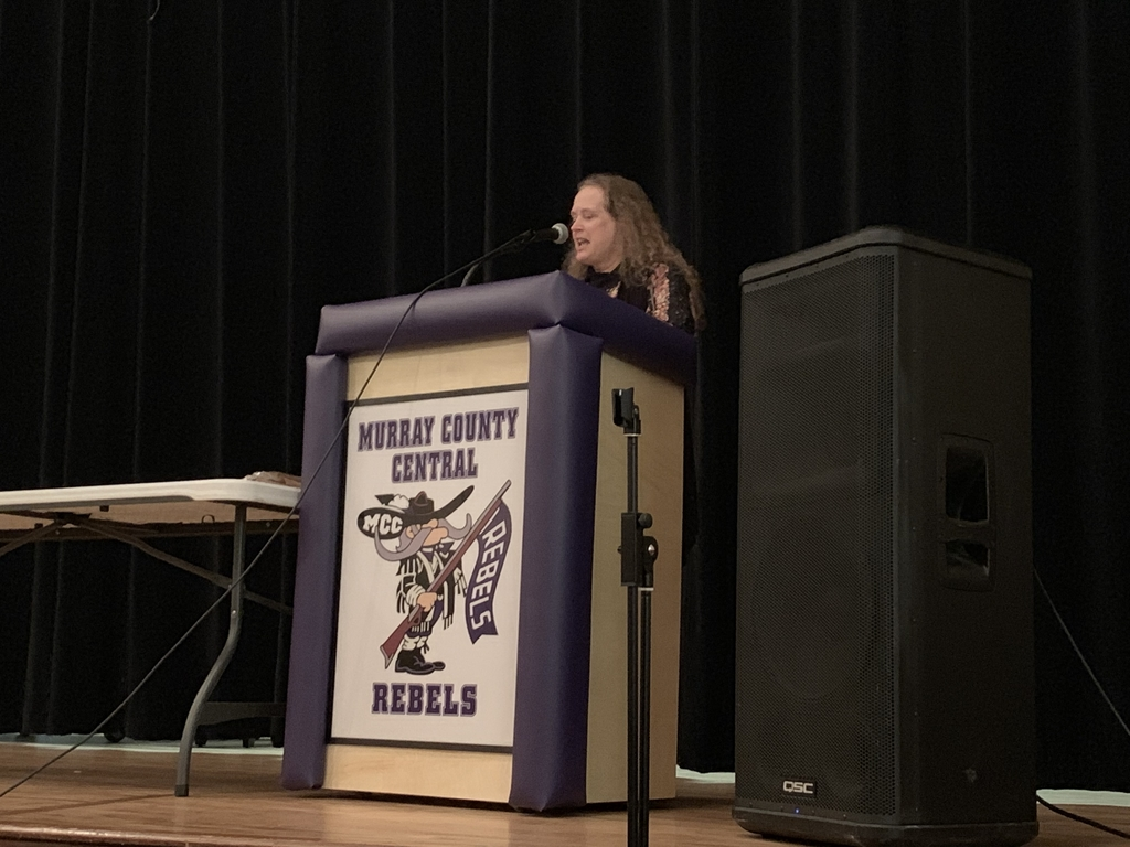 Mrs. Hildebrandt Speech Recap