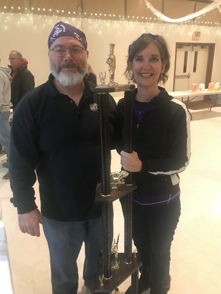 Jim and Janese Siedschlag - Hadley Lions Chili Cook-Off Champions